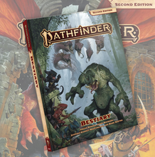 Load image into Gallery viewer, Bestiary (Pathfinder RPG Second Edition)