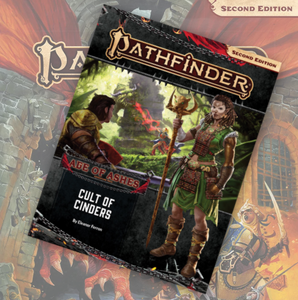 Age of Ashes Adventure Path (Pathfinder RPG Second Edition)