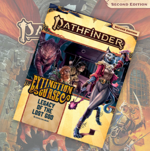 Extinction Curse Adventure Path (Pathfinder RPG Second Edition)