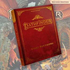 Pathfinder RPG Second Edition Core Rulebook
