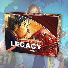Load image into Gallery viewer, Pandemic Legacy (Season 1)