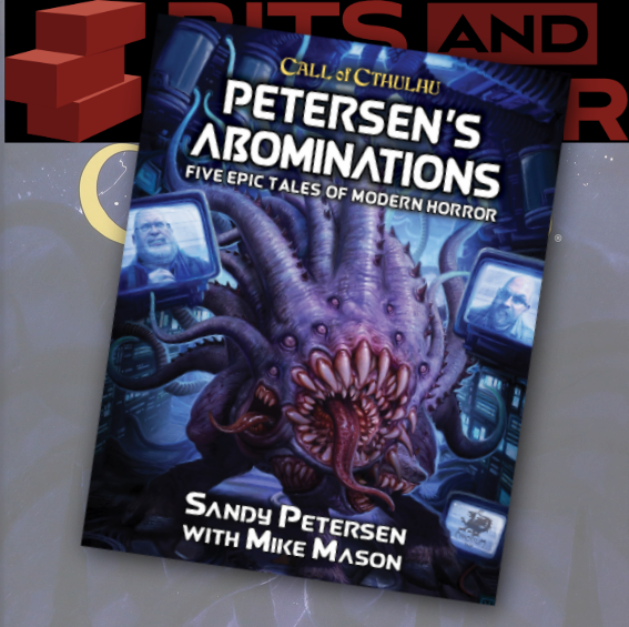 Petersen's Abominations (Cthulhu Modern Campaign)