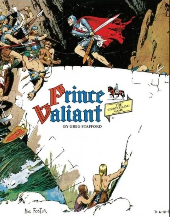 Prince Valiant The Storytelling Game
