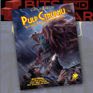 Pulp Cthulhu (Call of Cthulhu Supplement)