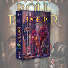 Load image into Gallery viewer, Lock Up: A Roll Player Tale