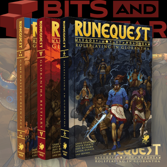 Runequest RPG Slipcase