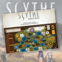 Load image into Gallery viewer, Scythe Modular Board