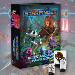 Starfinder Alien Archive Pawn Box