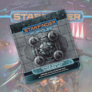 Starfinder Flip Tiles: Space Station Starter Set