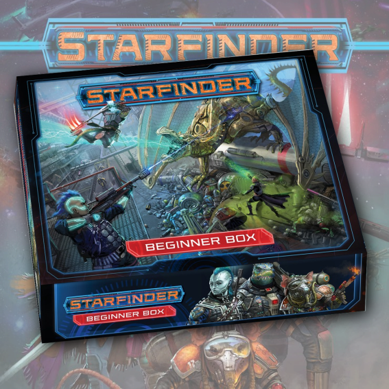 Starfinder Beginner Box