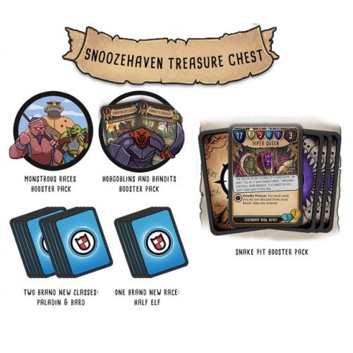 Snoozehaven Treasure Chest (Hero Master Expansion)