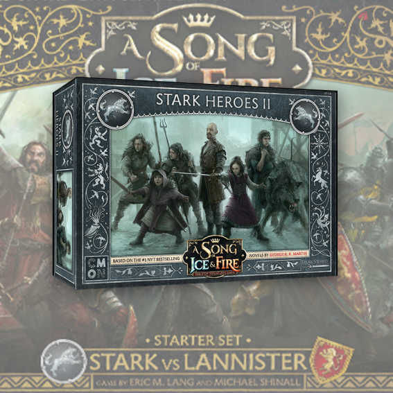 Stark Heroes Box 2: A Song Of Ice and Fire Exp.