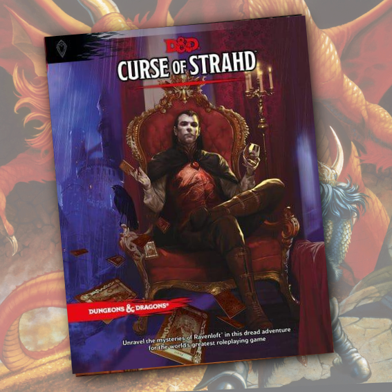 Curse of Strahd (Dungeons and Dragons)