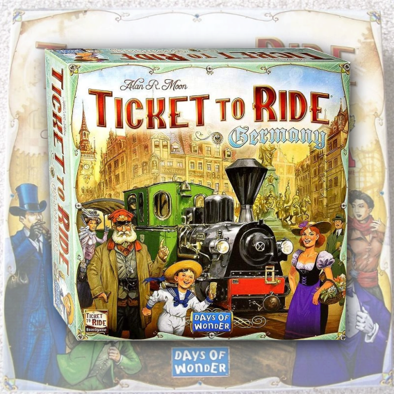 Ticket to Ride: Germany