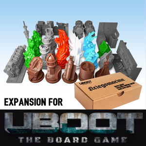 U-Boot All Resin Expansion