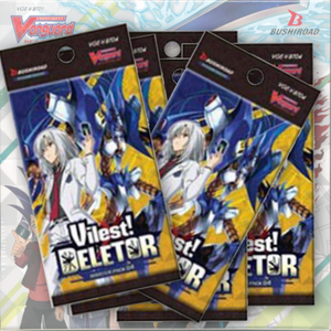 Booster Pack 04: Vilest Deletor Booster