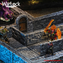 Load image into Gallery viewer, WarLockTM Tiles: Dungeon Tiles I