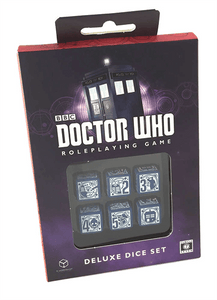 Doctor Who Deluxe Dice Set