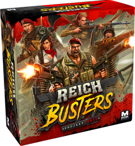 Reichbusters all in Gung Ho pledge (KS)