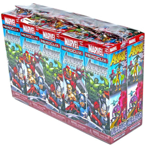 Avengers Assemble HeroClix booster brick - 10 boosters