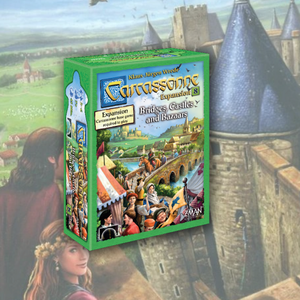 Carcassonne Expansion 8 - Bridges, Castles and Bazaars