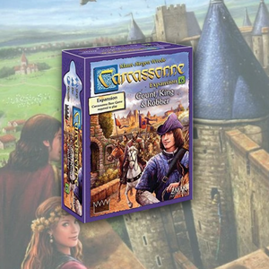 Carcassonne Expansion 6 - Count, King & Robber