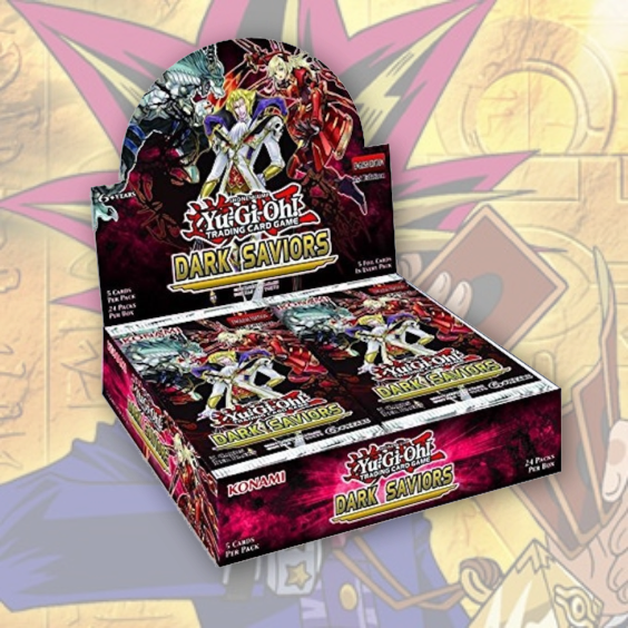 Dark Saviors Booster Box 1st edition