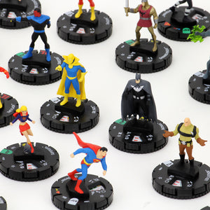 Justice League Unlimited Booster (DC HeroClix)