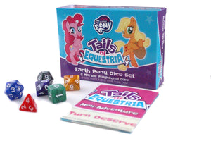 Tails of Equestria MLP RPG Dice Set