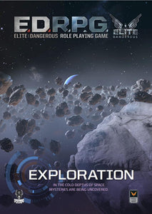 Elite Dangerous RPG - Exploration Supplement Elite Dangerous RPG Modiphius Entertainment