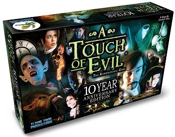 A Touch of Evil (10th Year Anniversary Edition)