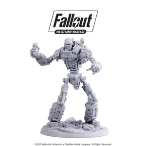 Fallout: Wasteland Warfare | Brotherhood of Steel: Liberty Prime Fallout: Wasteland Warfare Modiphius Entertainment