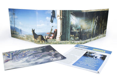 Fallout: Wasteland Warfare - RPG - GM Screen and Booklet Fallout: Wasteland Warfare Modiphius Entertainment
