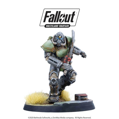 Fallout: Wasteland Warfare - Unaligned: T-51 Power Armour Fallout: Wasteland Warfare Modiphius Entertainment