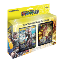 Load image into Gallery viewer, Force of Will New Valhalla Cluster Starter Deck