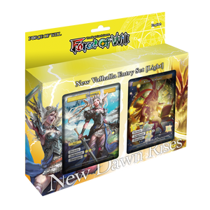 Force of Will New Valhalla Cluster Starter Deck