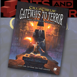 Gateways to Terror (Call of Cthulhu Adventures)