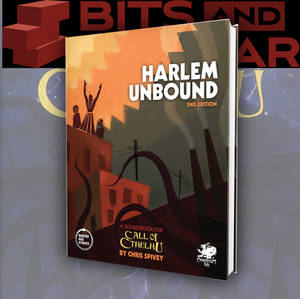 Harlem Unbound 2nd Edition (Call of Cthulhu)