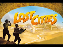 Load and play video in Gallery viewer, Lost Cities: the Cardgame