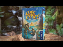 Load and play video in Gallery viewer, Lost Cities: the Rivals