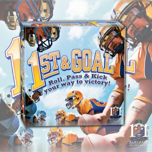 1st and Goal (Reprint 2018)