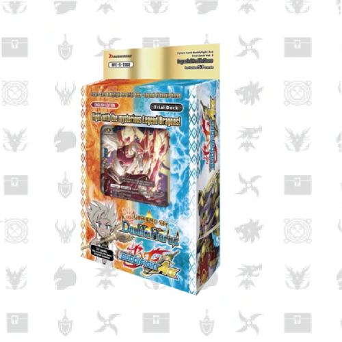 Buddyfight Ace: Legend of Double Horus Trial Deck
