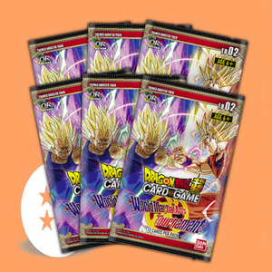 Themed Booster TB02: World Martial Arts Tournament Booster