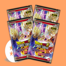 Load image into Gallery viewer, Themed Booster TB02: World Martial Arts Tournament Booster