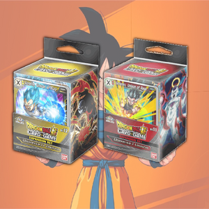 Dragon Ball Super Expansion Deck Set BE11/12