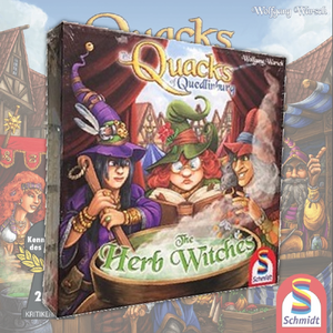 The Quacks of Quedlingburg - The Herb Witches