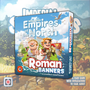 Imperial Settlers: Empires of the North: Roman Banners