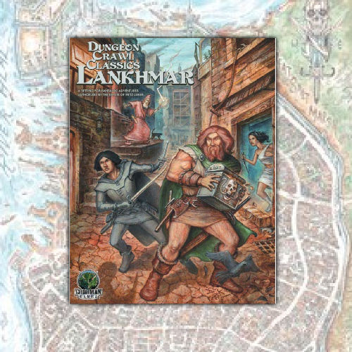 Dungeon Crawl Classics Lankhmar Complete Collection