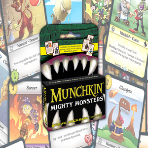 Munchkin: Mighty Monsters