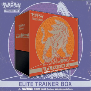 Sun and Moon Elite Trainer Box